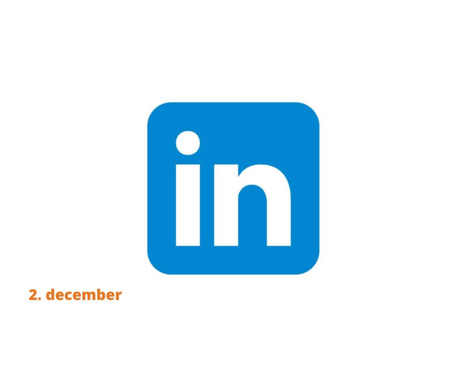 LinkedIn indlæg