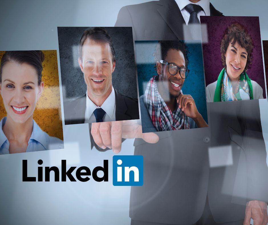 Profilbillede på linkedin