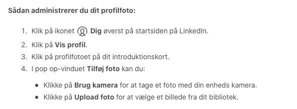 Profilbillede på linkedin 3