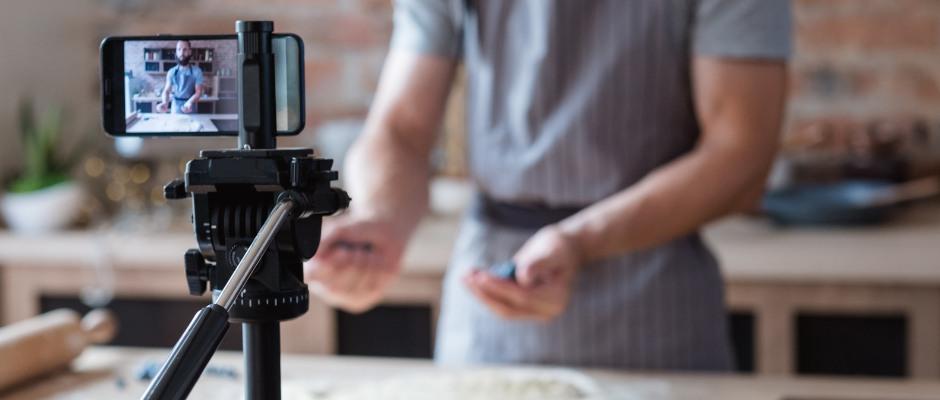 Video content er et must - Kjærup Kommunikation